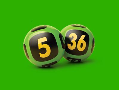 лотерея 5 из 36 какой джекпот